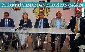 """""""24 Haziran'ı Demokrasi Bayramı Yapalım"""""""