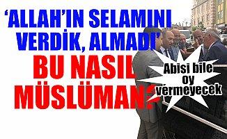 AKP'li Belediye Başkanı Saadet Partili Milletvekili Adaylarını İlçeden Kovdu