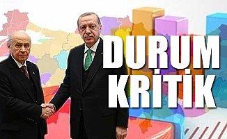 'AKP, MHP'ye 'Yedek' Arıyor'