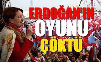 Akşener, Erdoğan'ın Kendisine Ne Teklif Ettiğini Açıkladı