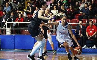 Büyükşehir Belediyesi Kadın Basketbol takımı Eurocup'ta