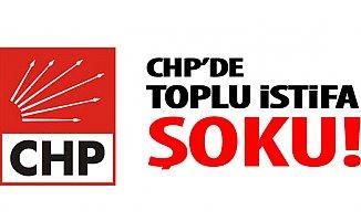 CHP'de Tepki İstifaları Başladı