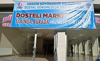 Dosteli Marketin 7.'si Mut'a Açılıyor