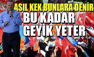 Erdoğan: Kıraathane Okuma Evidir, Burada Tatar Böreği de Yapabiliriz