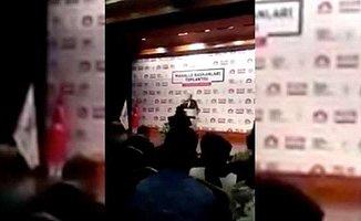 Erdoğan'ın 'Kapalı' Konuşması Sızdırıldı