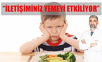 Gergin Annenin Çocuğu Daha Az Yemek Yiyor