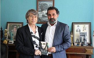 Hamit İzol'un Kitabı 'Roza' Film Oluyor