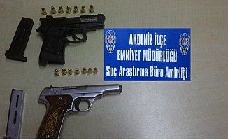 Mersin'de Aranan 33 Kişi Yakalandı