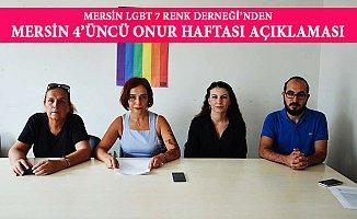 Mersin'de Bu Yıl Onur Haftası Kutlanmayacak