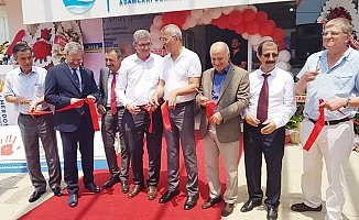 Mersin'de Sertifikalı Doğalgaz Firmaları Tek Çatı Altında Toplandı.
