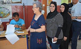 Mersin'de Suriyeliler de Oy Kullandı!