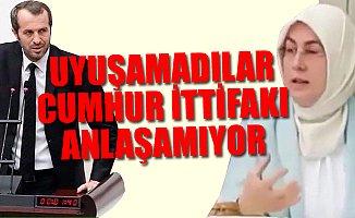 MHP'li Vekil'den, AKP'li vekil Adayına 'En Sert' Kınama