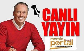 İnce, Ankara'da