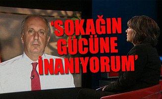 Muharrem İnce, Erdoğan'ı Nasıl Devireceğini Açıkladı