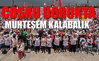 Muharrem İnce'nin İstanbul Mitinginde 5 Milyon İnsan Sel Oldu