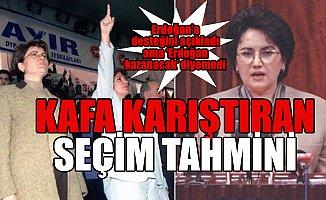 Tansu Çiller, Meral Akşener Sorusuna Ne Yanıt Verdi?