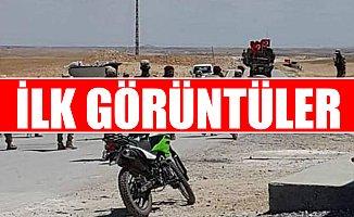 Türk Askeri Menbiç'e Girdi...