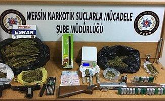 Uyuşturucu Satıcılarına Geçit Yok
