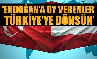 Avusturya'da Skandal Türkiye Önerisi