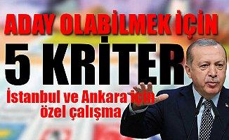 Erdoğan Yerel Seçimler İçin Mesaiye Başladı