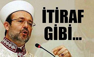 Eski Diyanet İşleri Bakanı; FETÖ ve Hükümete Arabuluculuk Yaptı