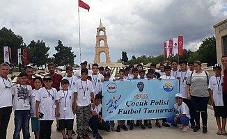 Futbol Turnuvasının Galiplerine Gezi Ödülü