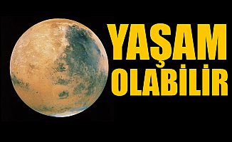 Mars'ta Büyük Keşif...