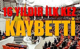 Meclis Çoğunluğunu Bulamayan AKP bir Şeyi Daha Kaybetti