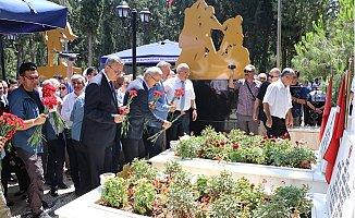 Mersin'de 15 Temmuz Şehitleri Anıldı