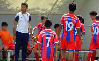 Mersin'de Futbol Dünyasını Sarsan Taciz Skandalı