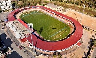 Mersin Tevfik Sırrı Gür Stadyumu Millet Bahçesi Oluyor