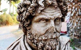 Mersin Pompeiopolis Antik Kentinde 1700 Yıllık Portre Büst Bulundu