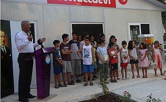 Mezitli'de 11. Gönüllü Evi Atatürk Mahallesi'nde Açıldı