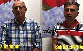 MİT İki FETÖ Üyesini Türkiye'ye Getirdi