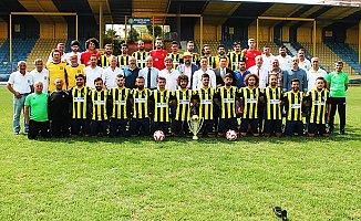 Tarsus İdman Yurdu  Yeni Sezon Hazırlıklarına Başlayacak.