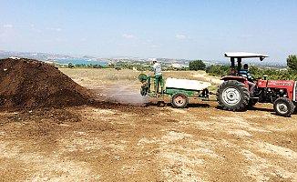 Tarsus'ta Koku Mücadelesi Sürüyor
