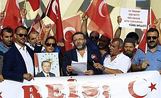 15 Temmuz Gazileri 'Dolara Karşı İstiklal Hesabı' İstedi