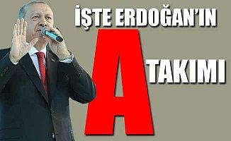 AKP'nin Yeni MKYK'sı Belli Oldu...