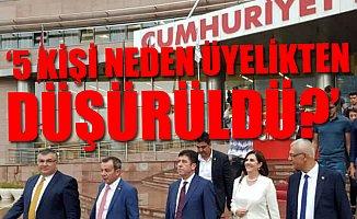 CHP'de Kurultay Tartışmasına Düşürülen Üyelikler Damga Vurdu