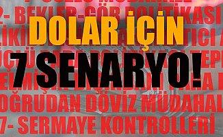 Dolar ve Euro Yükselişe Geçti: Zirveyi Gördüler