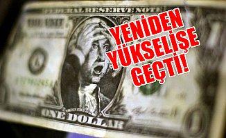Dolar/TL Bir kez Daha 5.30'un Üzerine Çıktı