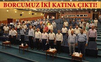 Ekonomik Kriz Mersin Büyükşehir Belediyesini de Vurdu