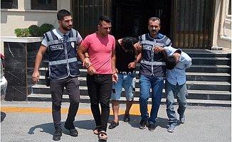 Evlerin Kapı Kilidini Kırarak, Hırsızlık Yapan 2 Kişi Tutuklandı