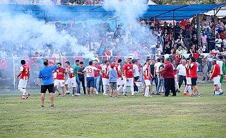 Fındıkpınarı'nda Futbol Heyecanı Sona Erdi