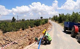 Gülnar'ın İçme Suyu Problemini Çözecek Projede Temel Atılıyor