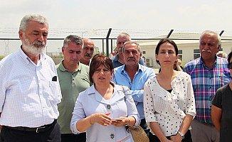 HDP'li Heyet Tarsus Cezaevi İçin Görüştü