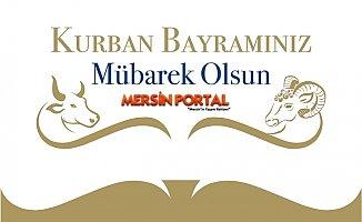 Mersin'de STK'lar Kurban Bayramını Kutladı