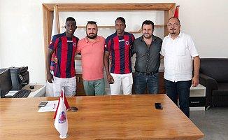 Mersin İdman Yurdu'nda Transfer Hız Kazandı.