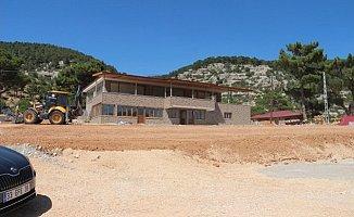 Mut Belediyesi İlçeye Yeni Mesire Alanı Kazandırıyor