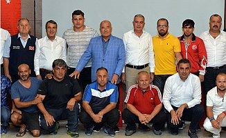 Mut'ta 'Sporun Mutfağındakiler' Paneli Düzenlendi